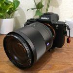 50mm標準レンズをGetしました。